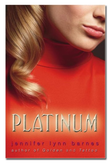 Platinum by Jennifer Lynn Barnes