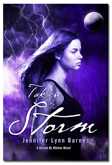 Taken by Storm by Jennifer Lynn Barnes
